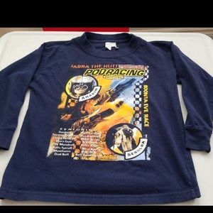 Other - Star Wars pod racing blue Long Sleeve Tee size 5